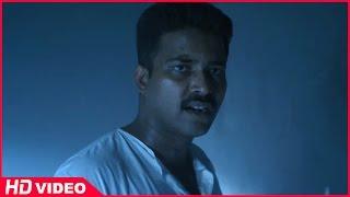 Naan - Thirudan Police Tamil Movie - Naan Kadavul Rajendran and Attakathi Dinesh Fight Scene