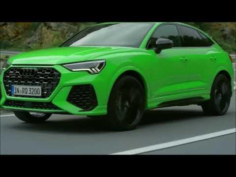 FlashNews: All New 400hp 2020 Audi RS Q3 & Q3 Sportback l Key Facts & Design