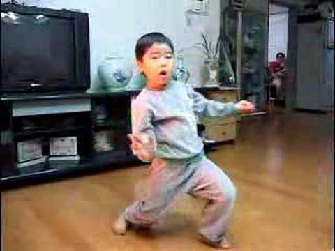baby dancing wallpaper. Korean B-boy baby dance (WONI CHOI)