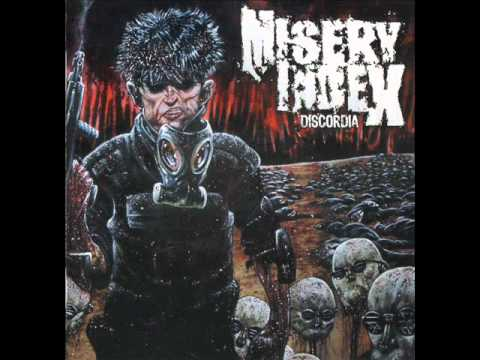 Misery Index - The Meduse Stare
