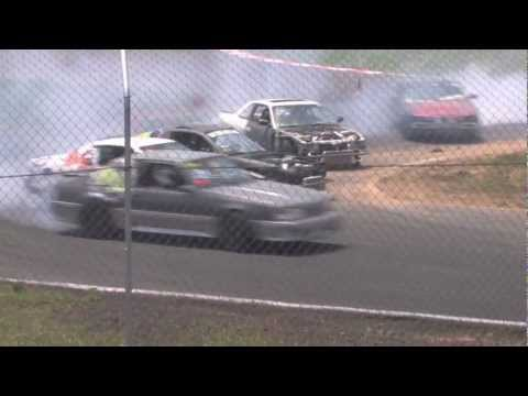 Drifting : Rise of the V-8 : Formula Drift (HD)
