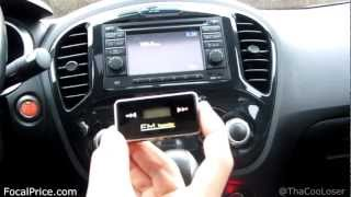 FM Transmitter User Review - Play Music on any fm transmitter with this L.Home LH-200 - FocalPrice