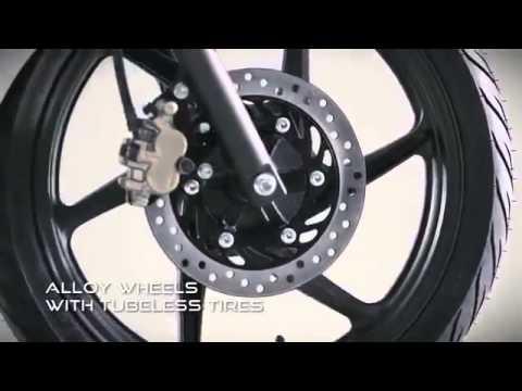 Nova Honda CB150R 2014 Titan 150