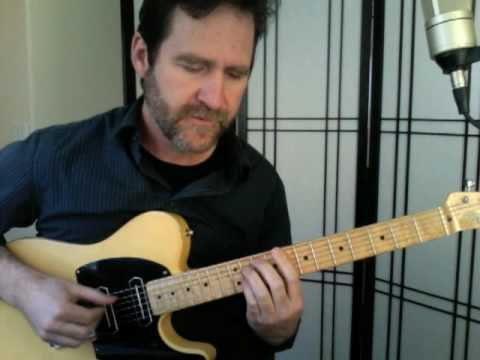 Tim Lerch - Ted Greene's Blues in Bb