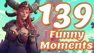 Heroes of the Storm: WP and Funny Moments #139