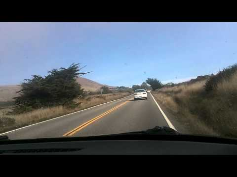 Shell Beach/ Bodega to Sebastopol, California -9-23-2012 / Pt. 1