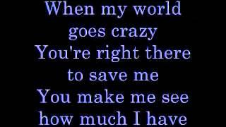Tim McGraw My Best Friend Lyrics.3gp