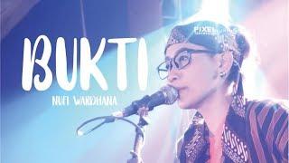 """BUKTI"" Cover NUFI WARDHANA 2018"