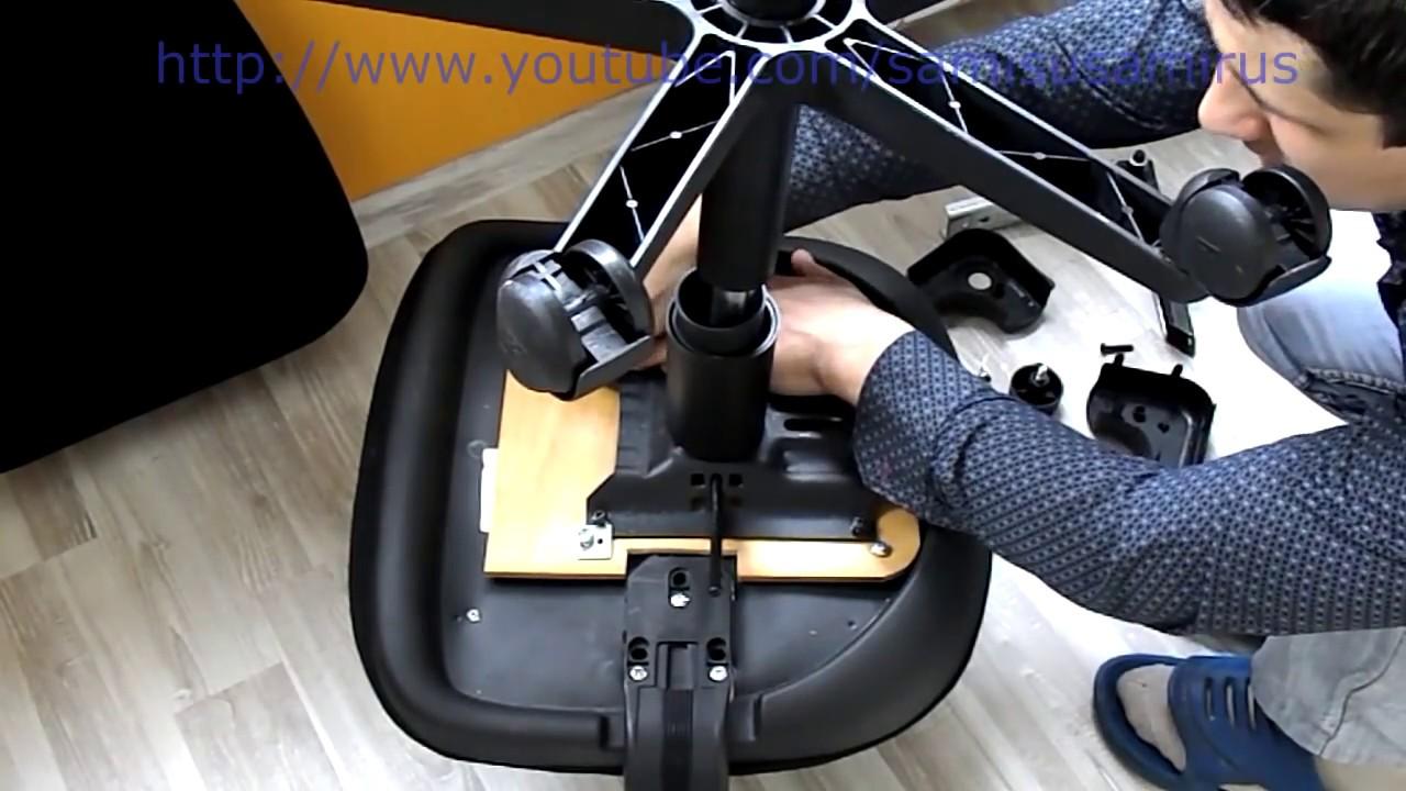 Ремонт компьютерного кресло своими руками 67