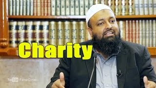 Charity – Tawfique Chowdhury
