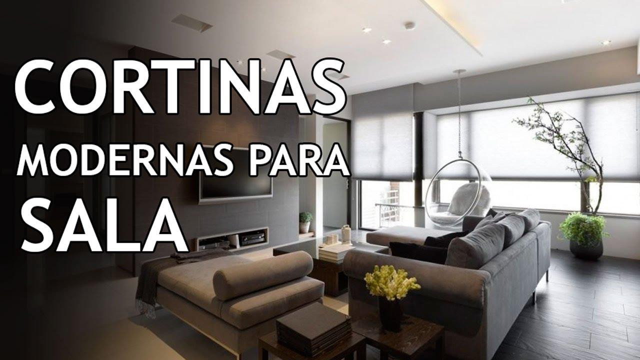 Cortinas modernas para sala cortinas en per cortinas en for Cortinas para cocina modernas 2015