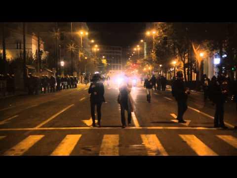 Πορεία για τη δημοκρατία στο παρίσι