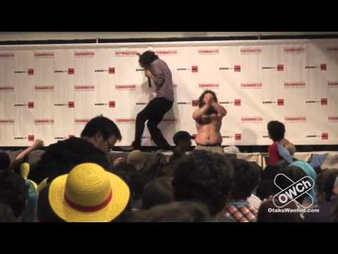 Niantic Performance During Last Comic Standing at Anime Expo 2012