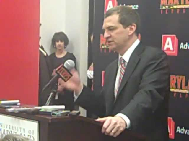 Emotional Turgeon enjoys win over Duke