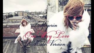 Hyorin - One Way Love [Male Version]