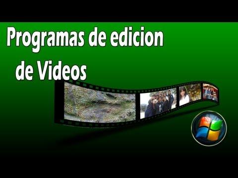 Los mejores programas profesionales para edición de vídeo