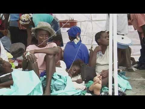 Haiti Cholera #1