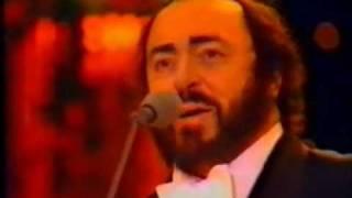 Luciano Pavarotti Video - Placido Domingo, Jose Carreras, Luciano Pavarotti