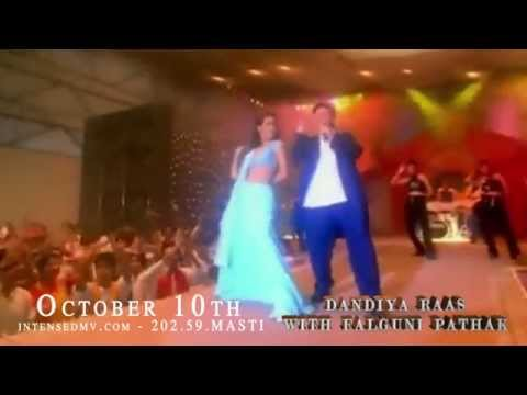 Dandiya Raas With Falguni Pathak video