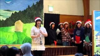2013/12/18松本短期大学クリスマスコンサート