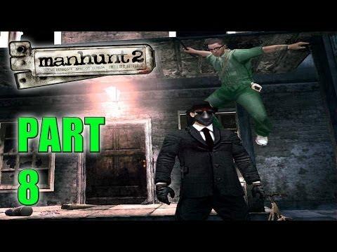 ASSASSINATION! - Manhunt 2 (Part 8 - Haunted Gaming) 3GP ...