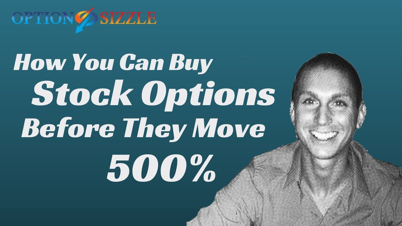 Purchasing stock options