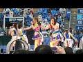 SKE48 春のライブフェス in 横浜スタジアム Gonna Jump Stand by you オキドキ 大声ダイヤモンド センチメンタルトレイン 1!2!3!4! ヨロシク! パレオはエメラルド