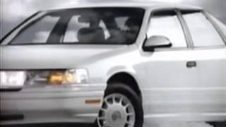 1990 Mercury Sable commercial
