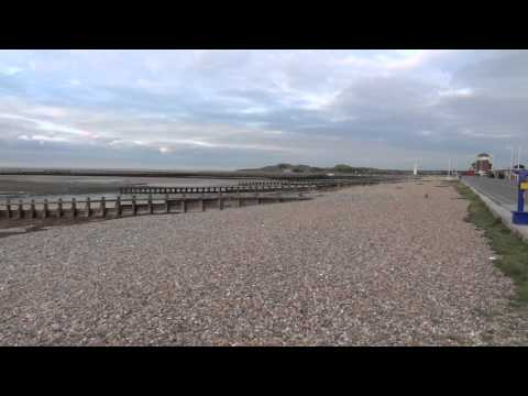 Littlehampton East Beach, West Sussex, UK