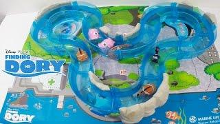 Procurando Dory Circuito das Águas - Brinquedo Disney Pixar Toys