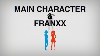 Darling in the FranXX video 13