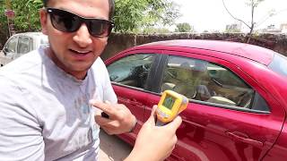 Temperature of Cars & Bikes in Hot SUMMERS !!