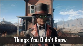 Fallout 4: 5 Things You (Probably) Never Knew You Could Do in The Wasteland (Part 3)