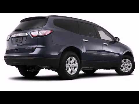 2013 Chevrolet Traverse Video