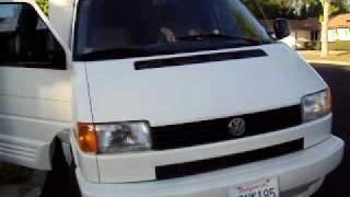 VW Rialta Winnebago 30k miles original