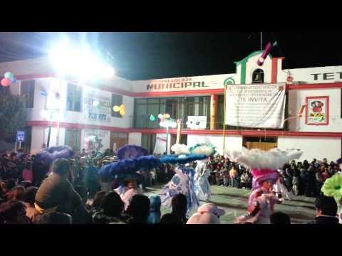 Carnaval Tetlanohcan, Tlaxcala