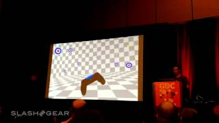 PS4 Project Morpheus DS4 controller demos (Part 2) eyes-on