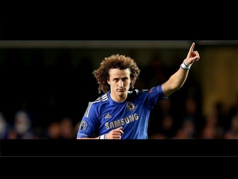 ★ David Luiz ★ - Geezer | 2012 - 2013 | HD