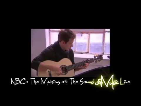 Stephen Moyer Edelweiss NBC The Making of The  Sound of Music Live