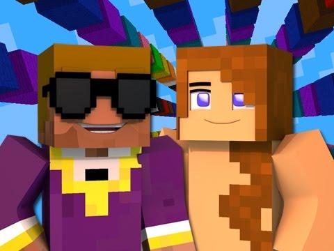 Minecraft - Diversity 2 With Sidearms! - Parkour Smarkour!  (episode 13) video