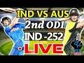 Match Highlights: India vs Australia 2nd ODI, LIVE Cricket Score , Australia Needs 253 Run to win MP3