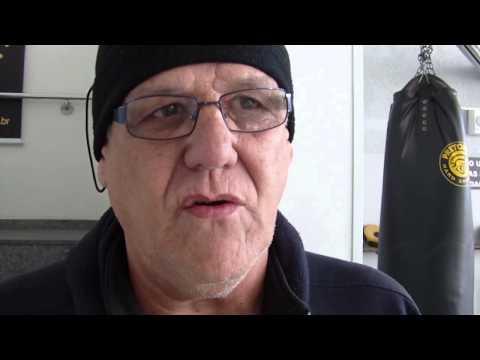 Mestre Nynyko fala sobre os treinamentos de Cassiano Tyschio