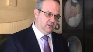 RTV Vranje   Ministar Sertic u Simpu 13 02 2015