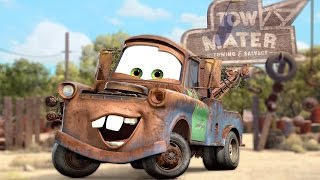CARS MATERNATIONAL CHAMPIONSHIP - FUN WITH MATER [HD] #06