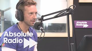 "Coldplay play ""The Random Game"""