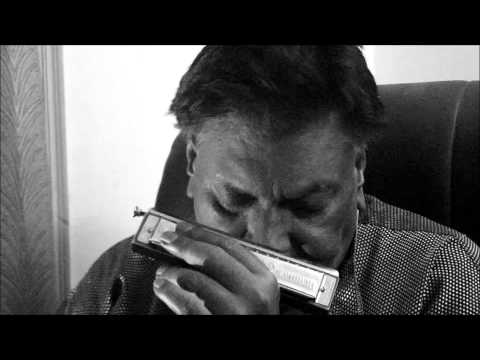 Old Bollywood Hit Tum Bin Harmonica Mouth Organ video