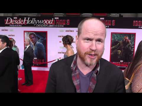 Joss Whedon on R.D.J. and saving Thanos for