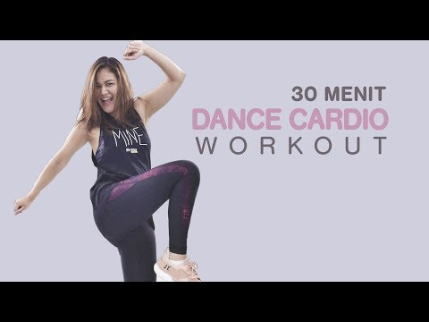 Yuk Latihan Menurunkan Berat Badan 30 Menit Dance Cardio Workout