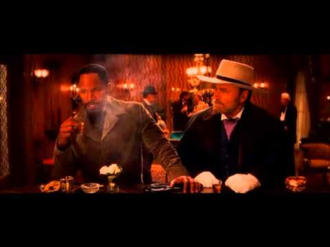 Cei doi Django - Franco Nero ( Django 1966) si Jamie Foxx ( Django Unchained 2012)