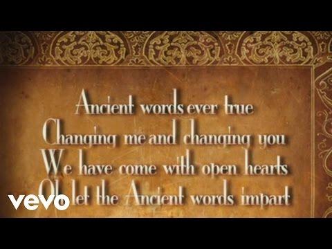 Robin Mark - Ancient Words